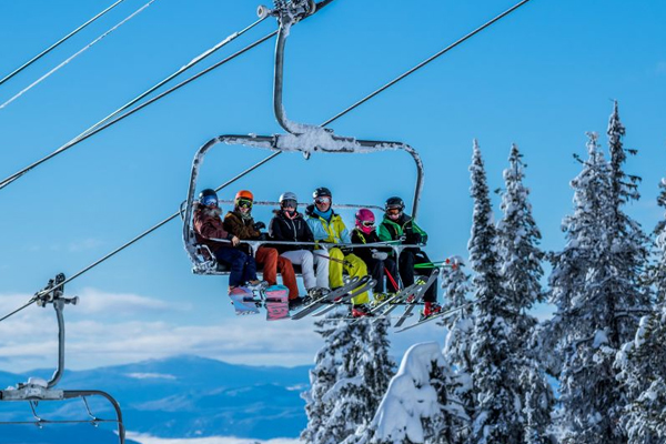 Winter Lift Tickets