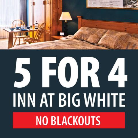 Inn At Big White Special