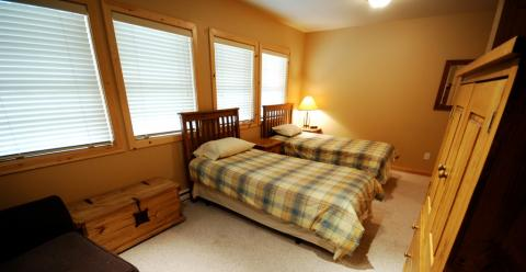Black Bear Interior Second Bedroom