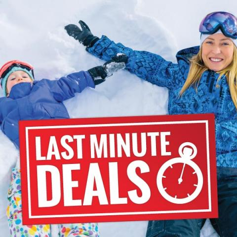 Last Minute Spring Deals