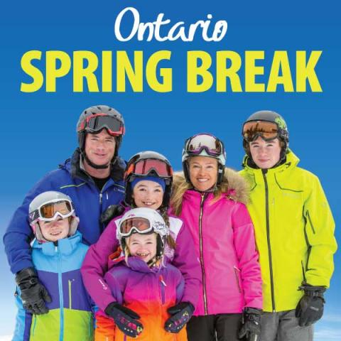 Ontario Spring Break