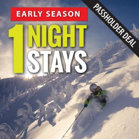SP Early Season 1 night stays