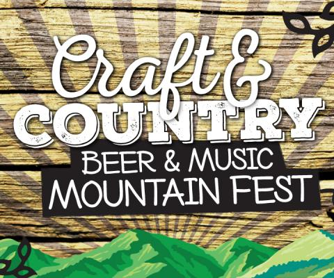 Craft and Country, Beer and Music Mountain Festival