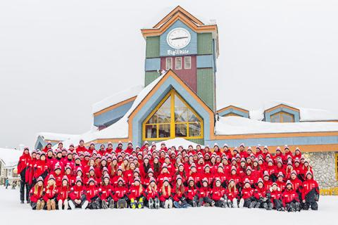 Big White Ski & Board School