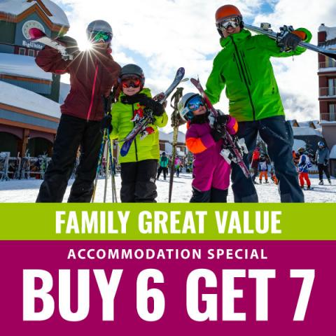 Family Ski Week Special