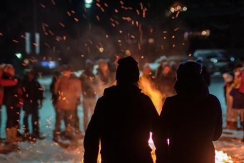 Bonfire coupling