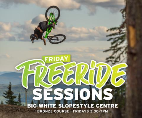 freeride sessions