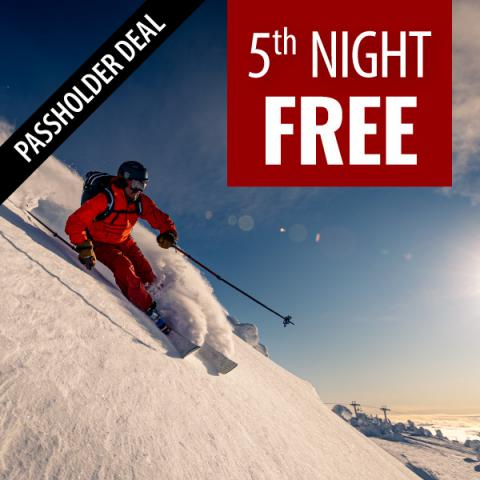 5th night free