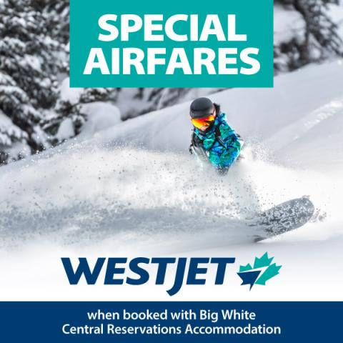 WestJet airfare deals