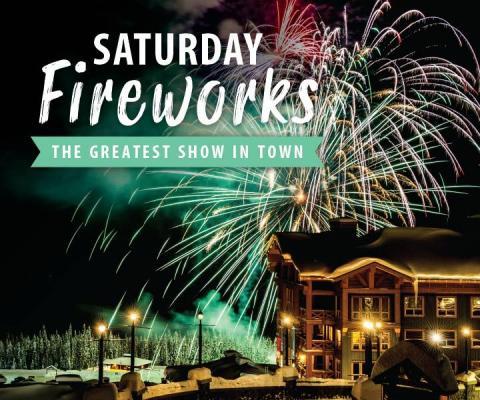 Saturday Fireworks