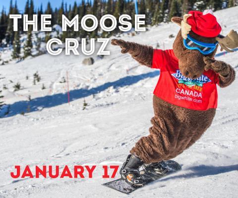 The Moose Cruz Jan 17