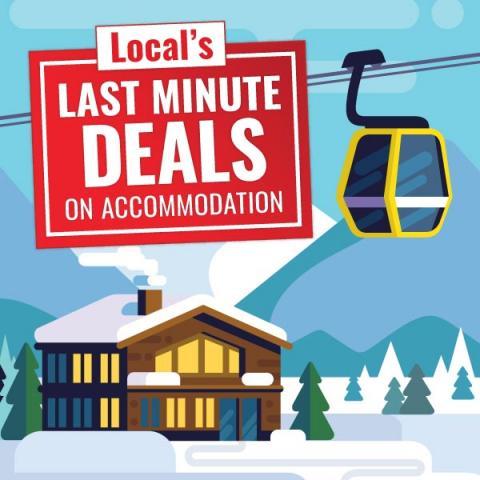 Local's Last minute deals