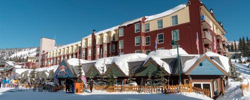 Whitefoot Lodge