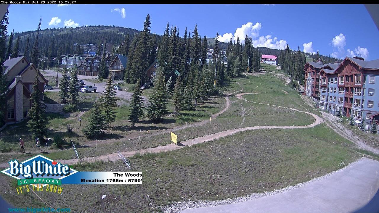 Webcams | Big White